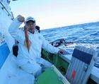 2014年12月23日石花海のヤリイカ