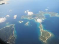 2015年11月21日沖縄の島々