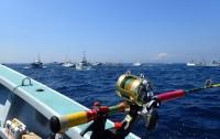 2016年8月6日カツオ船団