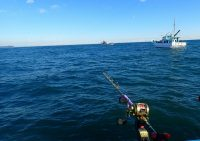 2017年1月14日ヘラメ釣り