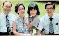 真知子5月21日家族写真2