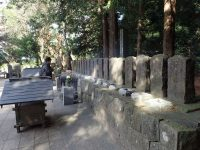 2017年11月12日白虎隊の墓